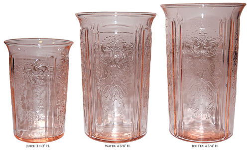 American Sweetheat Tumbler Size Comparision