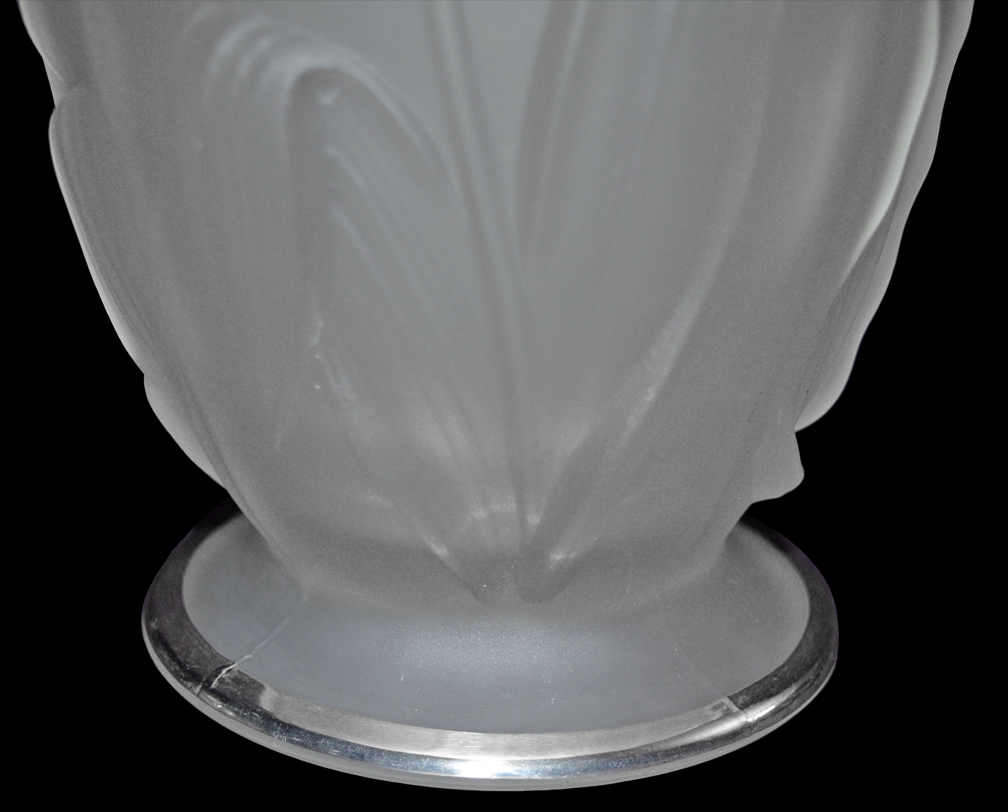 Mckee Tulip Vase Third Panel Sheriffs Jury Foot