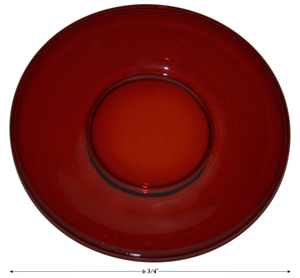 Morgantown #7730 Finger Bowl Underplate