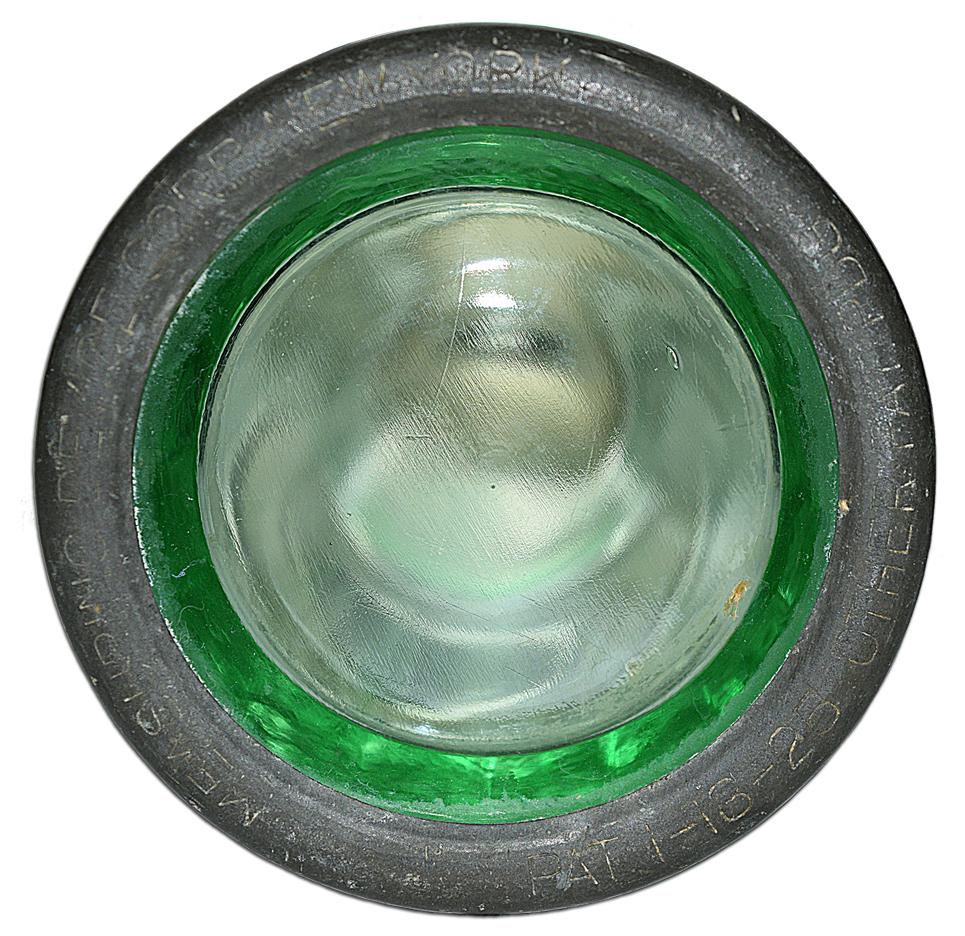 Tilt-A-Spoon Sugar Shaker Bottom