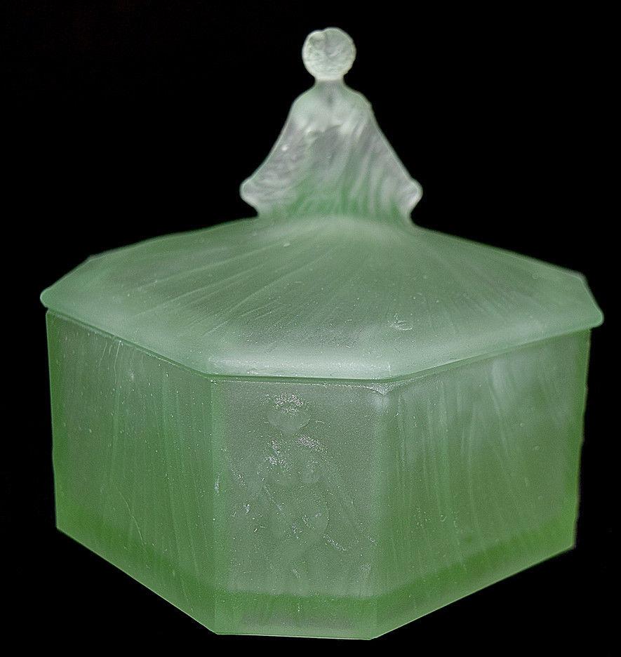 Roxanna Powder Jar - The Back