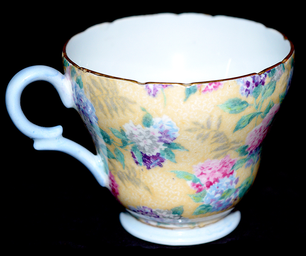 Shelly Ripon Chintz Melody Demi Cup - The Other Side