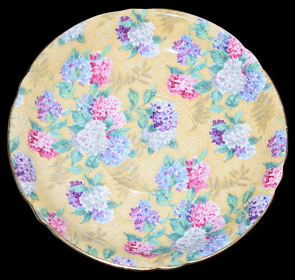Shelley Summer Glory Pattern Close Up