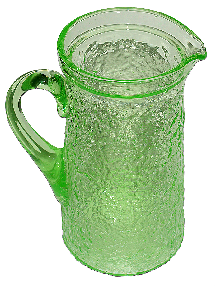 Tiffin Stippled Kitchen Jug / Pitcher Bottom Without Lid