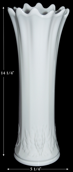 Westmoreland Tall Grape Swung Vase